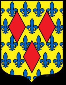 Blason du Boisjourdan