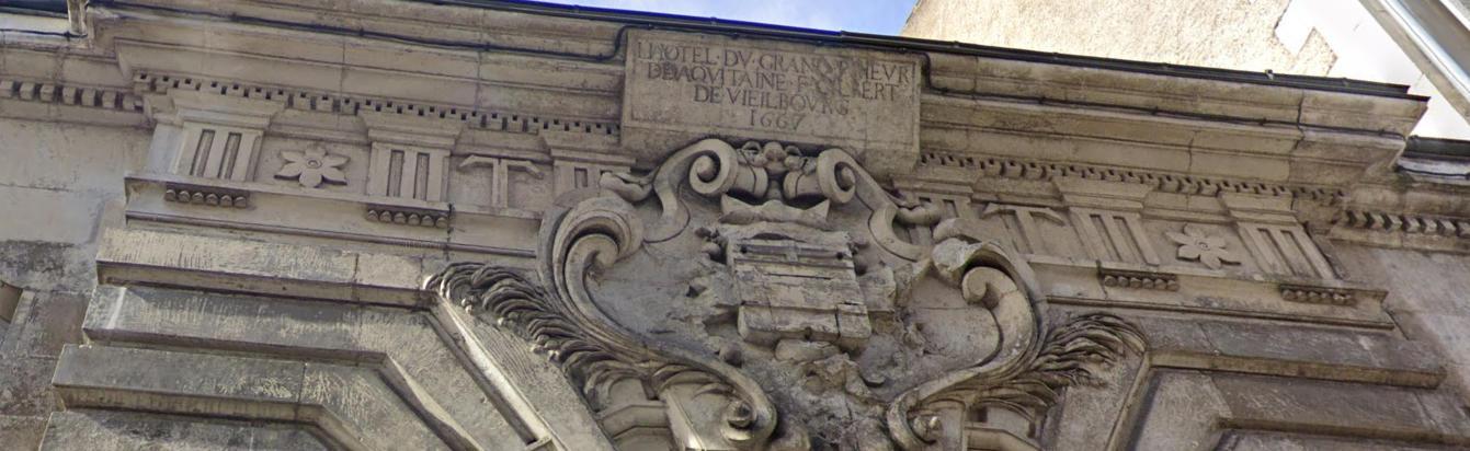 Grand prieuré d'Aquitaine, 159, Grand Rue Poitiers